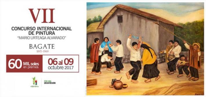 """VII Concurso Internacional de Pintura """"Mario Urteaga Alvarado"""" - 2017"""